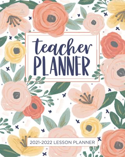 Teacher Planner (2021 - 2022)
