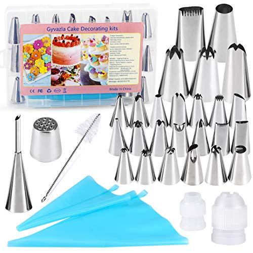 32 Pieces Cake Decorating and Piping Bag Set