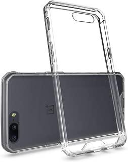 OnePlus 5 クリア スリム TPU カバー高品質TPU 手触り良い カバー 衝撃吸収 薄型 超軽量 指紋防止 滑り落ちにくい