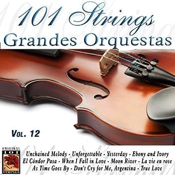 101 Strings Grandes Orquestas Vol. 12