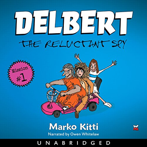 Delbert: The Reluctant Spy Titelbild