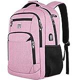 Schulrucksack Mädchen Teenager, Rucksack Schule Laptop Rucksack für Damen Daypacks für 15.6 Zoll...