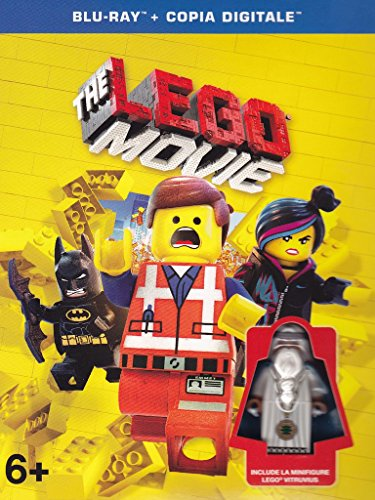 The lego movie (+gadget) [Blu-ray] [IT Import]