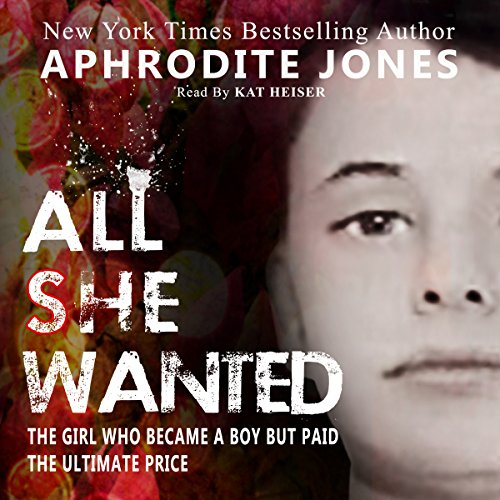 All She Wanted audiobook cover art