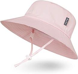 Ami & Li tots Fille Chapeau de Soleil Bob Réglable
