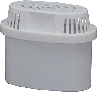 アイリスオーヤマ ポット型浄水器 別売カートリッジ1個売り ホワイト PJC-1