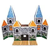 Kaplan Royal Castle Magna-Tiles - Royal Castle