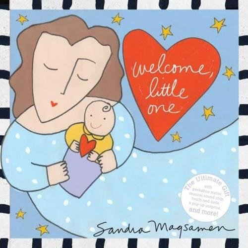 Welcome, Little One: A Love Letter From Me to You (Interactive Big Books)