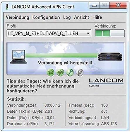 Lancom Advanced Vpn Client Win 1x Licence Software