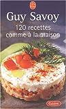 120 recettes comme à la maison