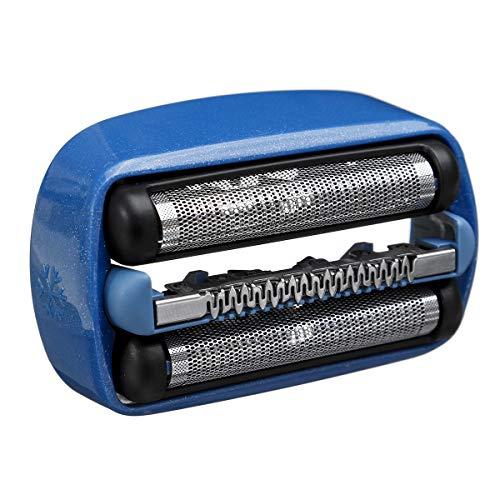 Shader Foil Head Cassette 40B 40S Para Braun CoolTec CT2s CT2cc CT3cc CT4s CT5cc