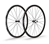 Vision TriMax 30 SH11 - Juego de Ruedas V15, Gris, 700 C, Color Negro y Gris