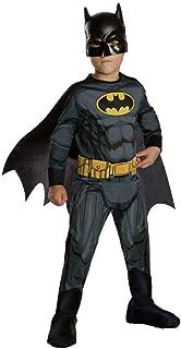 أزياء روبيز التنكرية للفتيان دي سي كوميكس زي باتمان مقاس L موديل 630856