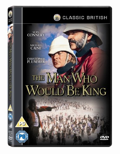 The Man Who Would Be King [DVD] [1975]