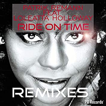 Ride on time Remixes