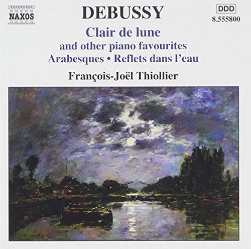Francois-Joel Thiollier - Claire De Lune / Piano Favourites