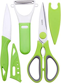3pcs Stainless Steel Shears Tool Home Kitchen Scissors for Chicken Poultry Fish Meat Vegetables Vegetables Peeler Double P...