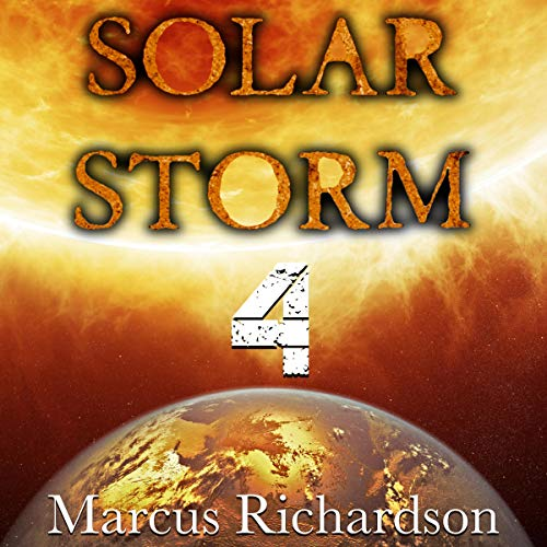 Solar Storm: Book 4 audiobook cover art