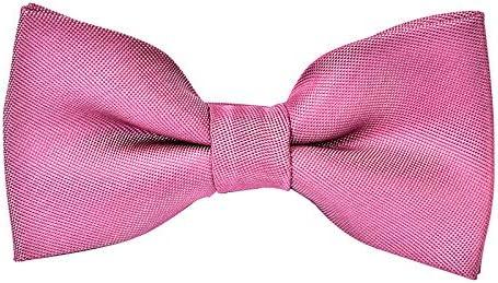 Boys Bowtie Orchid Mauve - Wisteria Necktie - Light Orchid Necktie - Groomsmen Necktie - Wedding Necktie Mauve