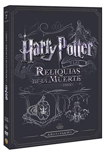 Harry Potter Y Las Reliquias De La Muerte Parte 1. Ed19 [DVD]