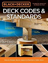 Black & Decker Deck Codes & Standards: How to Design, Build, Inspect & Maintain a Safer Deck PDF