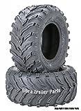 2 New ATV/UTV Tires 25x12-10 25x12x10 6PR 10274