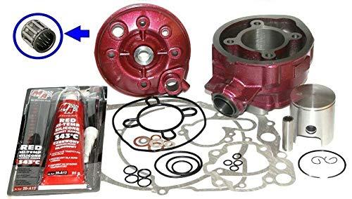 Unbranded. 90 Racing Tuning Zylinder KIT DICHTUNGEN Kopf Set für Peugeot MINARELLI AM6 50 Zylinderkit