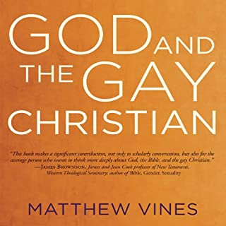 God and the Gay Christian cover art