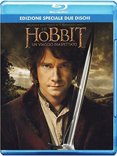 Lo Hobbit - Un viaggio inaspettato(+booklet) [Blu-ray] [IT Import]