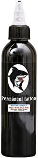 Tatoeëerder Professionele tattoo-inkt True Black All Purpose Black - Body Art Tattoo Paint - Super Black Tattoo Color Pigm...