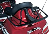 Kuryakyn 7157 Motorcycle Accessory: Tour Trunk Luggage/Storage Rack for 2001-19 Honda Gold Wing GL1800 Motorcycles, Gloss Black