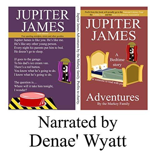 Jupiter James cover art