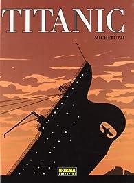 TITANIC par  Micheluzzi