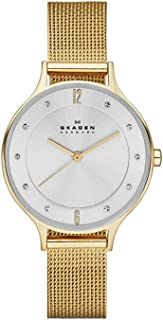 Skagen Women's Silver Dial Stainless steel Band Watch  SKW2150