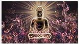 Buddha 5d diamond painting kit full drill Pintura de diamante Buda Budismo 5d Diy Mosaico Cuadrado completo Taladro redondo Diamante o diamante de imitación Diamante Bordado Imágenes Venta@50x60cm