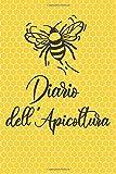 Diario dell'Apicoltura: Per Tenere Traccia Della Manutenzione Dei Vostri Alveari   Quaderno dell'Apicoltore.
