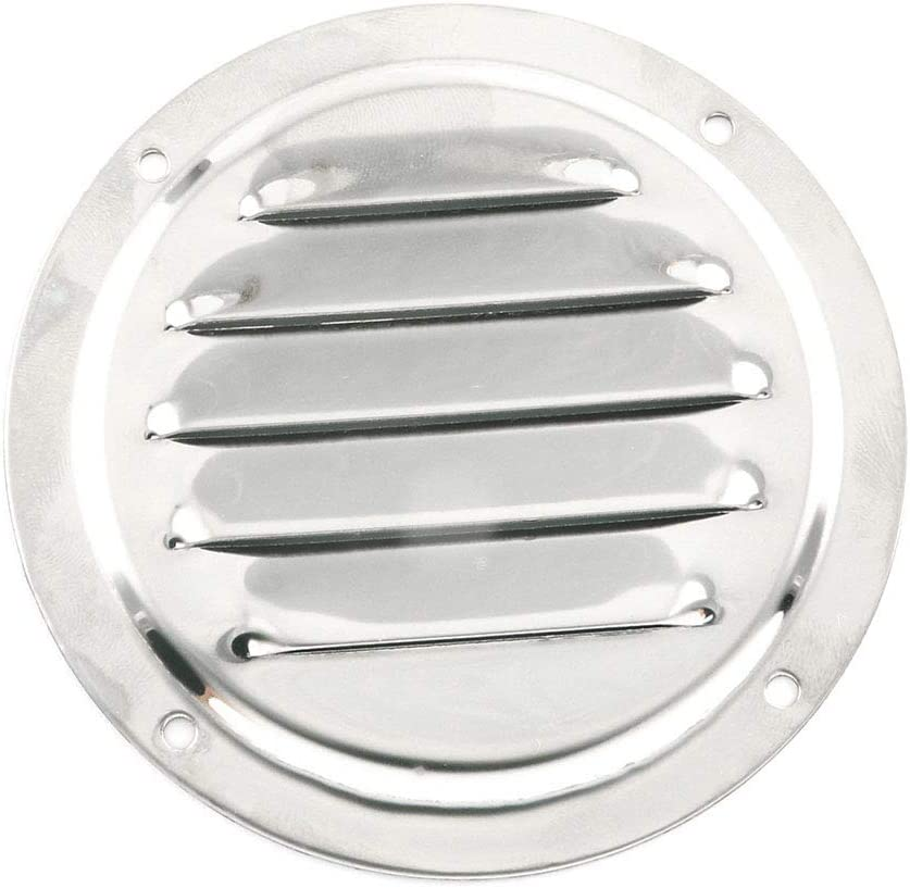 Pro Bamboo Kitchen Wholesale 4 Inch Stainless Air Louvered Round Ven Year-end annual account Steel