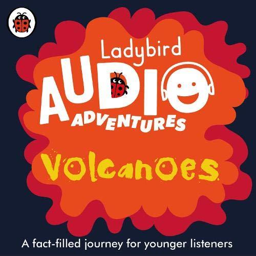 Volcanoes: Ladybird Audio Adventures cover art
