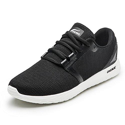 ONEMIX Laufschuhe Herren Sneaker Leichte Sportschuhe Fitness Turnschuhe Sport Schuhe