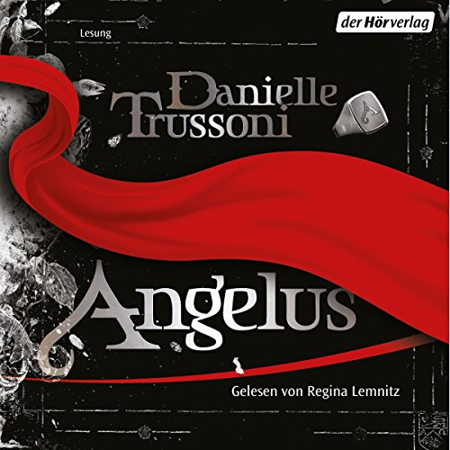 Angelus audiobook cover art