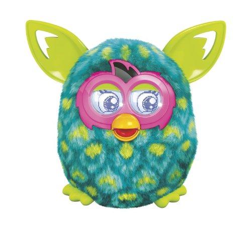Furby Boom Peacock (Englische Sprache) [UK Import]