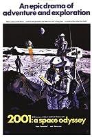 2001年宇宙の旅 ポスター プリント (60.96 x 91.44 cm)