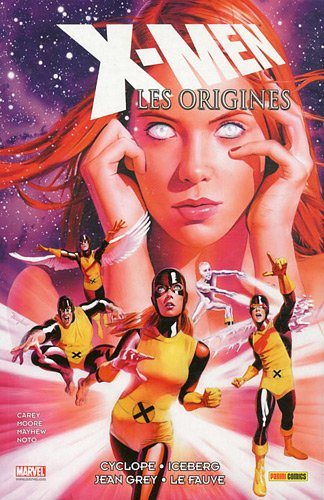X-Men : Les origines T02