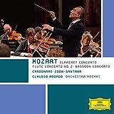 Mozart - Konzert für Klarinette, Fagott, Flöte Nr. 2 - Alessandro Carbonare