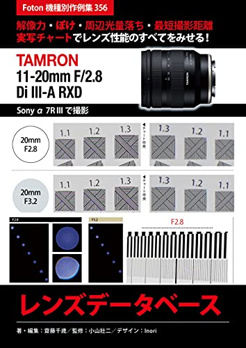 TAMRON 11-20mm F/28 Di III-A RXD Model B060 Lens Database: Foton Photo collection samples 356 Using Sony a7R III (Japanese Edition)