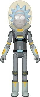 Funko Action Figure: Rick & Morty - Space Suit Rick