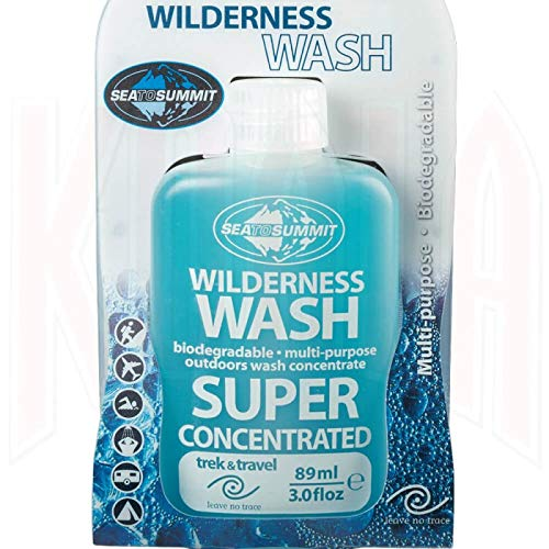 Sea To Summit - Trek and Travel Wilderness Wash - Universal-Outdoorseife, 89ml