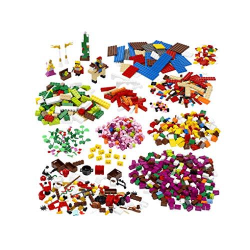 Sceneries Set for Storytelling and Building by LEGO Education