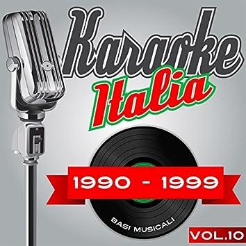 Karaoke Italia 1990 - 1999 Vol. 10