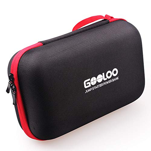 GOOLOO Portable EVA Travel Carring Protective Case for 12V...